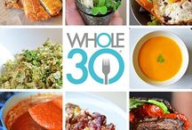 Whole30~Paleo / by Maria Harwell-Gervase