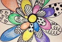 Art Sub Ideas / by Sarah A C