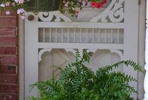 screen doors / by Jeanne Scottie mom