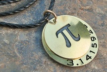 Math & Science Jewelry / Our unique math and science jewelry is designed to capture the elegance of the universe and STEM fields, and inspire an appreciation for its beauty and power. The perfect gift for students, teachers, scientists, and geeks of all kinds!