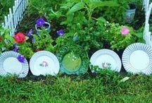 My Garden / Flowers - sunshine for the soul. / by Jeanne Scottie mom