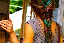 hair / by Margaret V