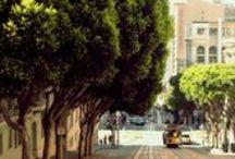 Favorite Places & San Francisco / EMY Cursos en el extranjero. California. San Francisco