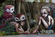[ Street Art ] / by Stephanie W!llett