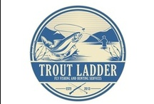 Trout Ladder - Fly Fishing / by Alexander Kinsey