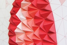 Awesome tactile stuff - Papercraft / A collection of papercrafts and cardboard magic