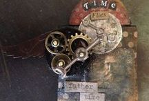 Altered & Assemblage Art / by Nancy Janosi