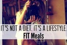 healthy life  / by Mackenzie Evert