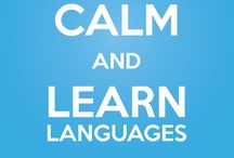 I Love Languages / I am a lover of languages and am working to one day become a polyglot! Language is so incredible:) / by Стефания