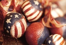 Red, White and Blue / by The NRCC