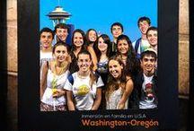Curso de inglés en Washington/Oregon