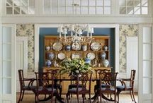 Dining Rooms... / by Missy G.