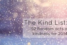 Random Acts of Kindness / by Стефания
