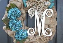 Wreaths / by Bobbi Santana