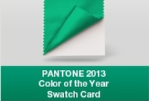 Color of the Year 2013: Emerald / by MirrorMate Frames