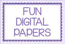 Fun Digital Papers