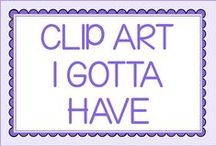 Clip Art I Gotta Have!