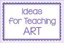 JOY in Teaching Art