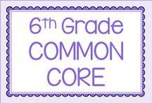 6th Grade Common Core