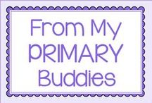 Great Stuff from My Primary BloggyFriends!