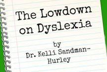 Dyslexia / by Kelly Newson