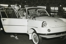 1960s / Mazda production vehicles from 1960-1969.