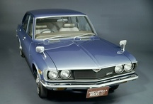 1970s / Mazda production vehicles from 1970-1979.