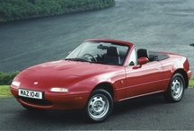 1980s / Mazda production vehicles from 1980 - 1989.