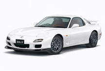 1990s / Mazda production vehicles from 1990 - 1999.