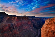 Grand Canyon National Park / by Benchmark Maps