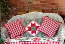 Gingham / by Jeanne -scottie mom
