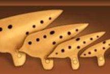 Ocarina / How to play the ocarina and other ocarina things.