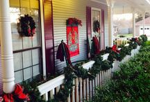 MY Christmas house. / by Jeanne Scottie mom