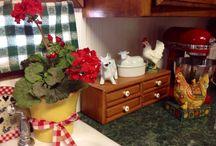 My house My kitchen / by Jeanne Scottie mom