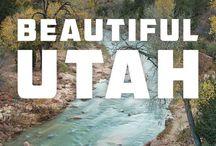 My Beautiful Utah / by Стефания