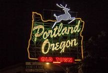 Oregon, My New Home State ~ / by Carrie Blake Pease