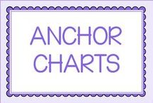 JOY in Anchor Charts / Anchor charts for the classroom