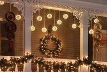 Christmas porches / by Jeanne Scottie mom