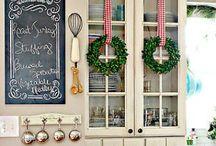 Christmas kitchens / by Jeanne Scottie mom