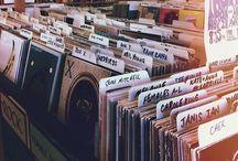 Records<3 / ❤️ / by Mackenzie Evert