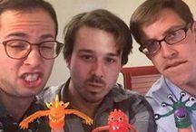 [ Buzzfeed Staff ] / #buzzfeed #buzzfeedemployees #buzzfeedstaff #buzzfeedvideo #ashdrew / by Stephanie W!llett