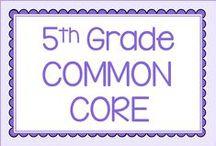 JOY in 5th Grade Common Core