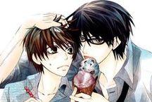 Nostalgia and others~ aka Sekaiichi Hatsukoi and Junjou Romantica