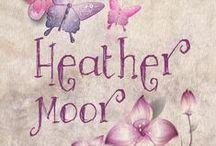 Heather moor