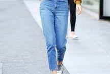 [Fashion] Mom Jeans