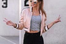 [Fashion] Bomber Jacket