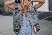 [Fashion] Colete Jeans
