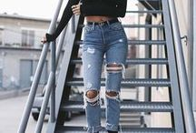 [Fashion] Jeans Destroyed