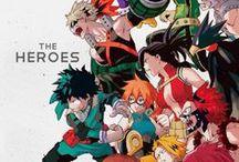 oh my... GOODNESS! aka Boku no Hero Academia