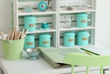 Dream Sewing Room / by Charise Creates